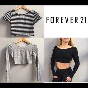 Forever 21 size small bundle